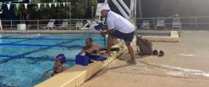 Coach Len Rodriguez